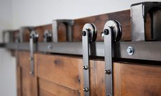 Barn Door Hardware | As Seen On TV | Rustica Hardware