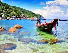 เกาะเต่า Koh Tao (Turtle Islands) Thailand