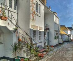 Virgin Street in St Ives, Cornwall