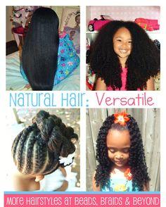 Stupendous Protective Styles Style And Girls On Pinterest Short Hairstyles Gunalazisus