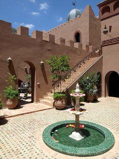 Kasbah in Morocco. www.facebook.com/Morocco.Specialist