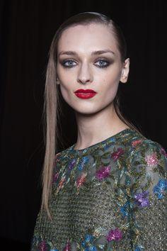 Monique Lhuillier Fall/Winter 2015 Trunkshow Look 34 on Moda Operandi