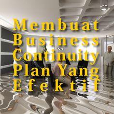 Disaster Recovery merupakan bagian dari sebuah Business Continuity Plan yang baik. Dengan rencana mitigasi bencana, BCP anda dapat berjalan efektif.