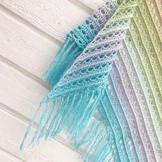 Ravelry, shawl, wrap, Scheepjes Whirl (Swedish, English), free #crochet pattern, #haken, gratis patroon (Engels), omslagdoek, Scheepjes Whirl, verloopgaren, #haakpatroon