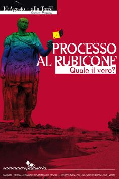 Processo al Rubicone 10 Agosto 2013 Villa Torlonia (S. Mauro Pascoli)