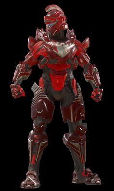 Halo Guardians' Achilles and Atlas Armors Have Lore Roots Halo 5 Armor, Halo Spartan Armor, Character Concept, Character Art, Character Design, God Of War, Armor Concept, Concept Art, John 117