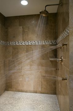 Perffff shower!