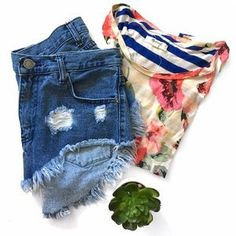 I just discovered this while shopping on Poshmark: Urban Outfitters Glamorous Distressed Cutoff Short. Check it out! Price: $27 Size: M