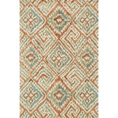 @Overstock - Microfiber Woven Beckett Copper/ Multi Rug (3'6 x 5'6) - Beckett is dangerously soft and beautifully designed, you'll fall in love with Beckett from the very first step.  It's also highly stain and moisture resistant, so the colors will remain bright and beautiful for years ahead.  http://www.overstock.com/Home-Garden/Microfiber-Woven-Beckett-Copper-Multi-Rug-36-x-56/8663433/product.html?CID=214117 $88.39