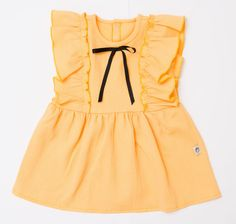 Vestido Modelo Yellow Submarine AMYE - LA CONDESITA