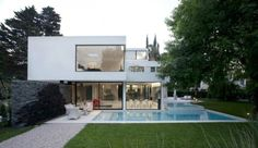 carrara house weiss designs architektur