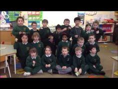 Junior and Senior Infants Blog: We love Gaeilge!!