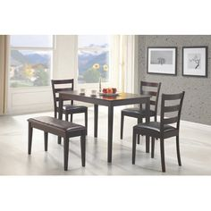 Wildon Home ® Guilford 5 Piece Dining Set