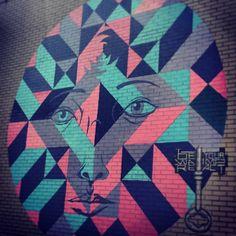 El grafiti es un relato visual que se alimenta de elementos de la vida cotidiana o de la ficción de la misma