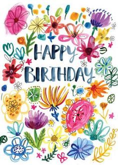 33 Ideas happy birthday images girls greeting card for 2019 Happy Birthday Wishes Cards, Happy Birthday Flower, Happy Birthday Beautiful, Happy Birthday Girls, Happy Birthday Meme, Happy Birthday Pictures, Birthday Wishes Quotes, Birthday Greeting Cards, Happy Birthday Vintage