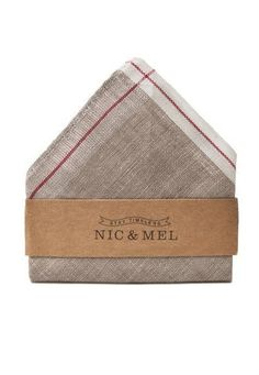 nic & mel pocketscarf