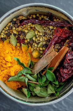 Spice Mixes - Recipe for Homemade Madras Curry Powder ~ The Tiffin Box