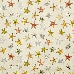 Starfish Sand  100% Cotton  137cm | 64cm  Curtaining