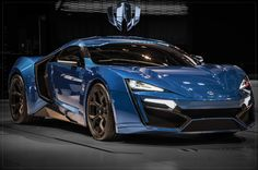 Lykan HyperSport 2014 by Shiva Menon on 500px