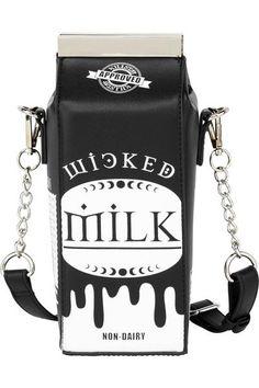 Wicked Milk Handbag [B]   KILLSTAR