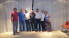 Na última 2ª feira (25/4), membros de Novas Gerações do CJL assistiram a palestra de Issawi Frej, parlamentar árabe-israelense pelo Partido Meretz, realizada na sinagoga Beth –El, em São Paulo. Frej veio ao Brasil para participar da conferência da União Internacional Progressista, e aproveitando sua estada, conversou com interessados em conhecer as propostas de seu…