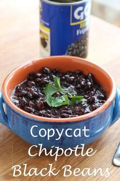 Fast & Easy Copycat Chipotle Black Beans **VIDEO** # Food and Drink vegetarian black beans Fast & Easy Copycat Chipotle Black Beans **VIDEO** Mexican Food Recipes, Vegetarian Recipes, Cooking Recipes, Healthy Recipes, Healthy Black Bean Recipes, Smoker Recipes, Rib Recipes, Healthy Options, Mexican Beans Recipe
