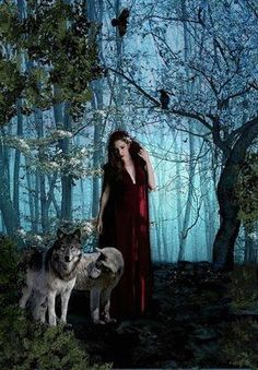 Another major goal for me is to be with the wolves(run with them, howl with them, pet them) I love wolves <3