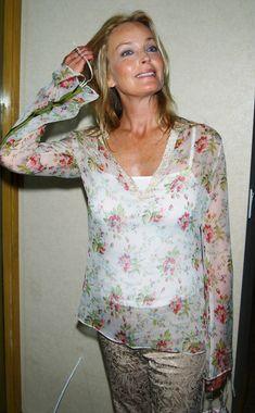 Bo Derek, is still the spitting image of her bikini-clad 'Tarzan' character, Jane Blake Edwards, Spitting Image, Bo Derek, Bikini Clad, Brie Larson, Only Girl, The Most Beautiful Girl, Celebs, Movies