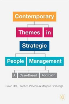 Examines core contemporary topics in HRM using case studies to highlight theory and provide students with a business context within which to understand the topic. Questions help students to critically evaluate the material and reflect on alternative approaches.