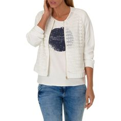 Blouson blanc BETTY & CO