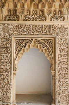 #Alhambra, the exotic medieval fortress-city in #Spain, #Andalusia. Click to read the post and see some fabulous pictures.