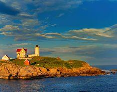Cape Neddick Lighthouse, York, Maine