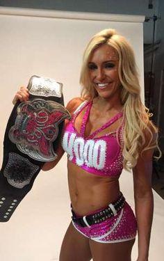 Conozcan a Charlotte, la campeona de las divas de la WWE – Publimetro