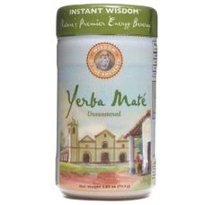 Wisdom of the Ancients - Instant Plain Yerba Mate Tea