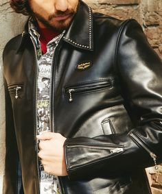 Lewis Leathers × HYSTERIC GLAMOUR 『DOMINATOR』 2017年1月28日(土)より全国のヒステリックグラマーおよびHYSTERIC GLAMOUR ONLINE STORE,ZOZ...