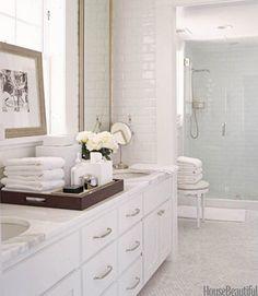 Floor-to-Ceiling Marble
