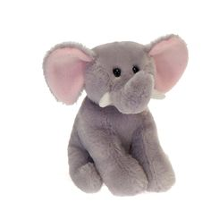 """6""""  plush elephant. Party favor? $3.50 ea with shipping."""