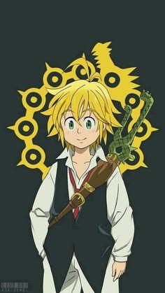 Otaku Anime, Anime Guys, Manga Anime, Anime Art, Seven Deadly Sins Anime, 7 Deadly Sins, Elizabeth Seven Deadly Sins, Wallpaper Animes, Animes Wallpapers
