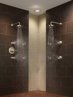 two person shower size - Google Search | Bathroom decor ...
