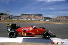 1987 Ferrari Formula 1 F1-87.