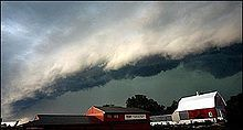 Derecho - The name of the type of storm that hit Washington DC and other states of June 29.