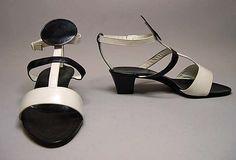 Sandals, Roger Vivier for Dior, 1970s
