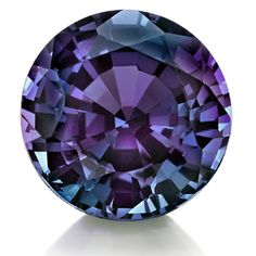 Mountain Alexandrite is gorgeous. I don't even care that I could only afford lab grown.