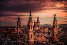 Zaragoza Icon by jrdueso. @go4fotos