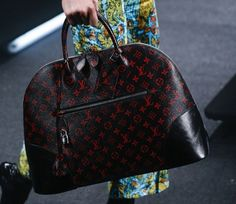 Handbag monogrammata Louis Vuitton