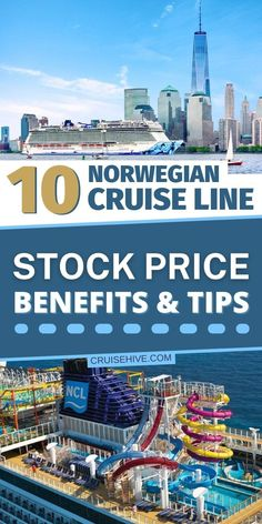 If you enjoy taking a cruise vacation then check these Norwegian Cruise Line stock benefits and tips. #cruises #cruisetips #norwegiancruiseline #cruisetravel #finance Top Cruise, Best Cruise, Cruise Port, Cruise Tips, Cruise Travel, Cruise Vacation, Cruise Excursions, Shore Excursions, Travel Destinations