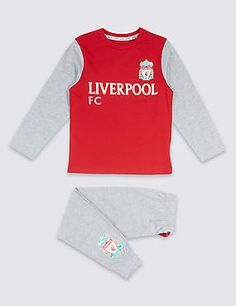Marks and Spencer Liverpool FCTM Pyjamas Years) Liverpool Fc, Pyjamas, Kids Outfits, Christmas 2017, Tees, Sweaters, Clothes, Fashion, Outfit