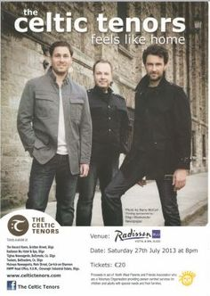 Official image gallery for The Celtic Tenors. Upcoming Events, Us Images, Cover Photos, Celtic, Bomber Jacket, Concert, Gallery, North West, Fictional Characters