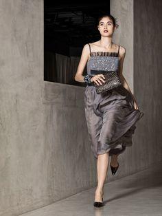 Giorgio Armani Resort 2018 Fashion Show Collection