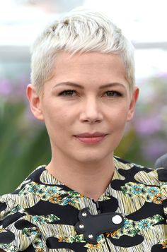 CANNES, FRANCE - MAY 18: Michelle Williams attends the 'Wonderstruck' photocall during the 70th annual Cannes Film Festival at Palais des Festivals on May 18, 2017 in Cannes, France. (Photo by Anthony Harvey/FilmMagic) via @AOL_Lifestyle Read more: https://www.aol.com/article/lifestyle/2017/05/17/best-of-beauty-at-the-cannes-film-festival-2017/22095827/?a_dgi=aolshare_pinterest#fullscreen